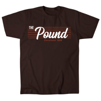 The Pound Cleveland Mens T-Shirt