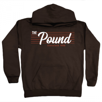 The Pound Cleveland Kids Hoodie