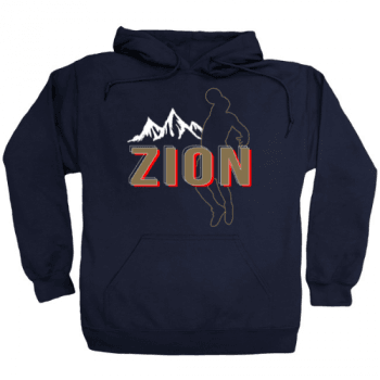 Mount Z Will Hoodie