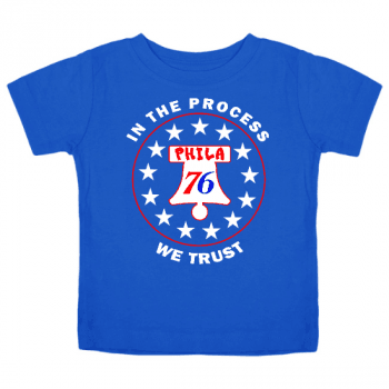 In The Process We Trust Kids T-Shirt