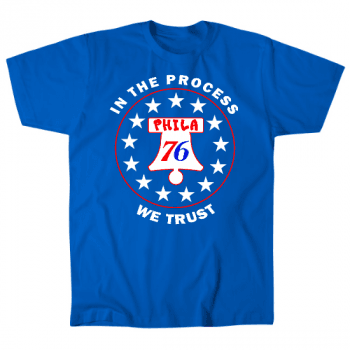 In The Process We Trust Mens T-Shirt