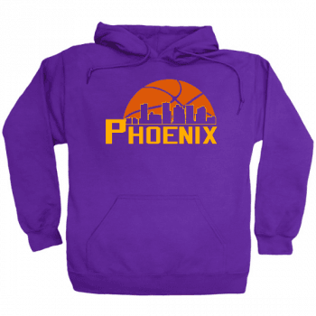 Basketball in the Valley Hoodie