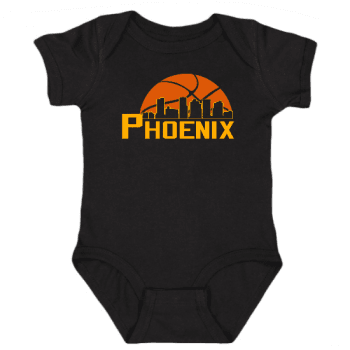 Basketball in the Valley Onesie