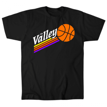The Valley Mens T-Shirt
